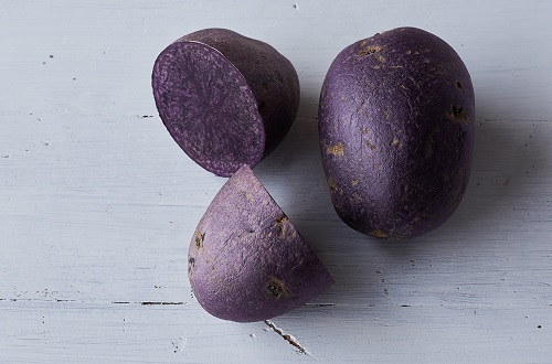 Profile --- Purple / Blue Potatoes